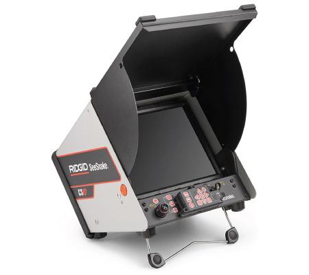 RIDGID® SeeSnake® CS10 Monitor