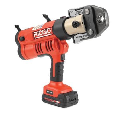 RP-340B Propress by ridgid tool